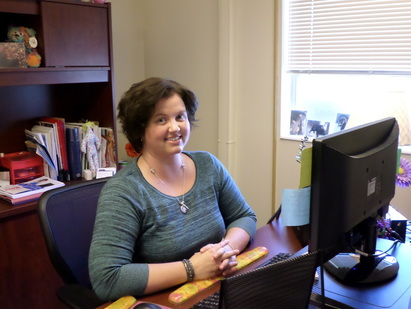 Picture of Nicole Edwards, Higher Education Center Site Manager